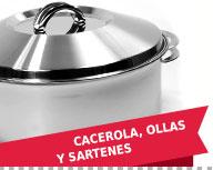 sets cacerolas ollas y sartenes